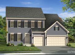 Montgomery II - Tuscarora Creek Single Family Homes: Frederick, District Of Columbia - Dan Ryan Builders