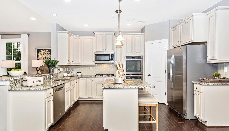 Kitchen featured in the Cumberland II By Dan Ryan Builders in Washington, MD