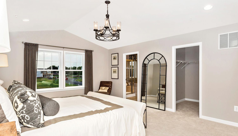 Bedroom featured in the Cumberland II By Dan Ryan Builders in Washington, MD