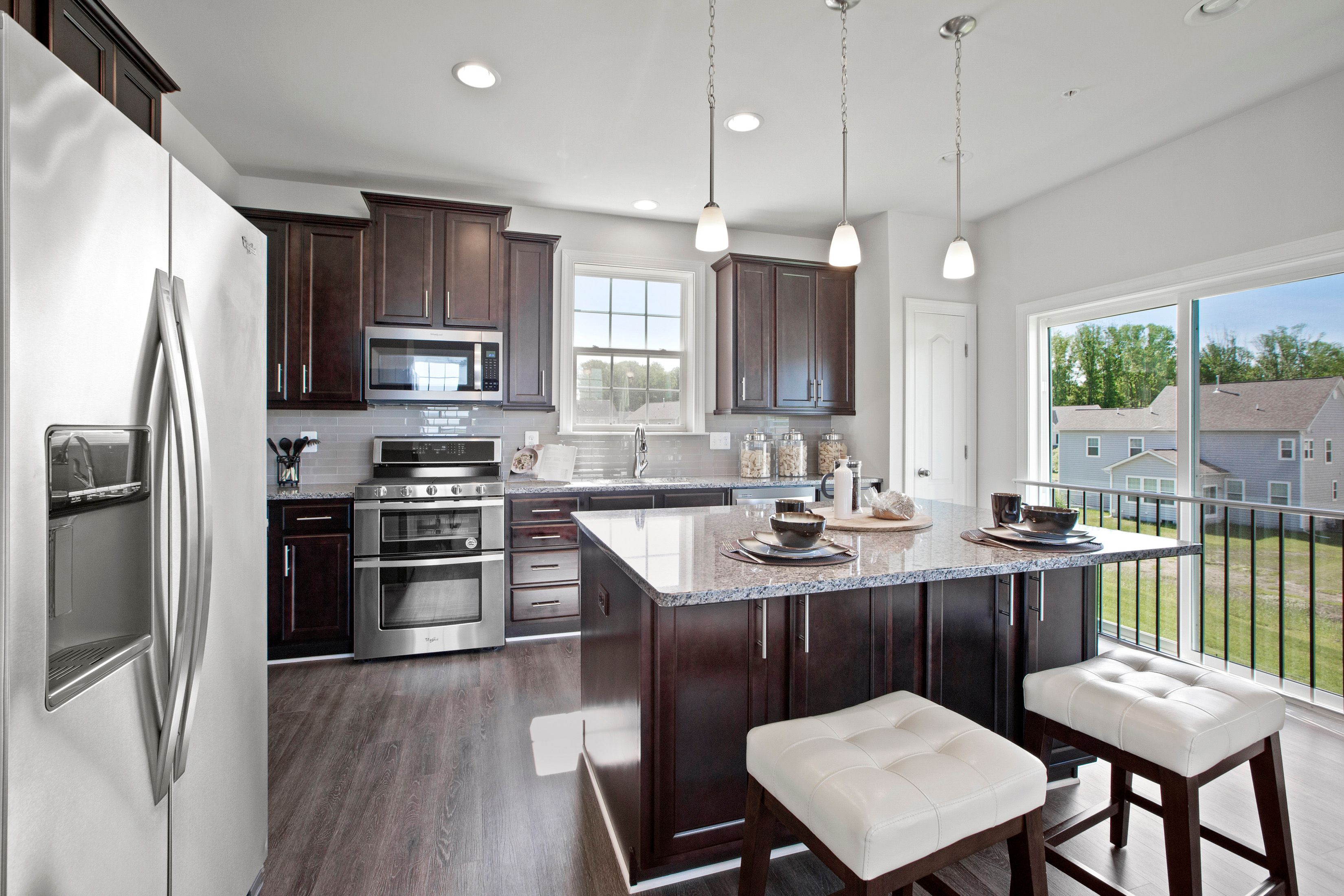 Kitchen featured in the Newbury II By Dan Ryan Builders in Hagerstown, MD