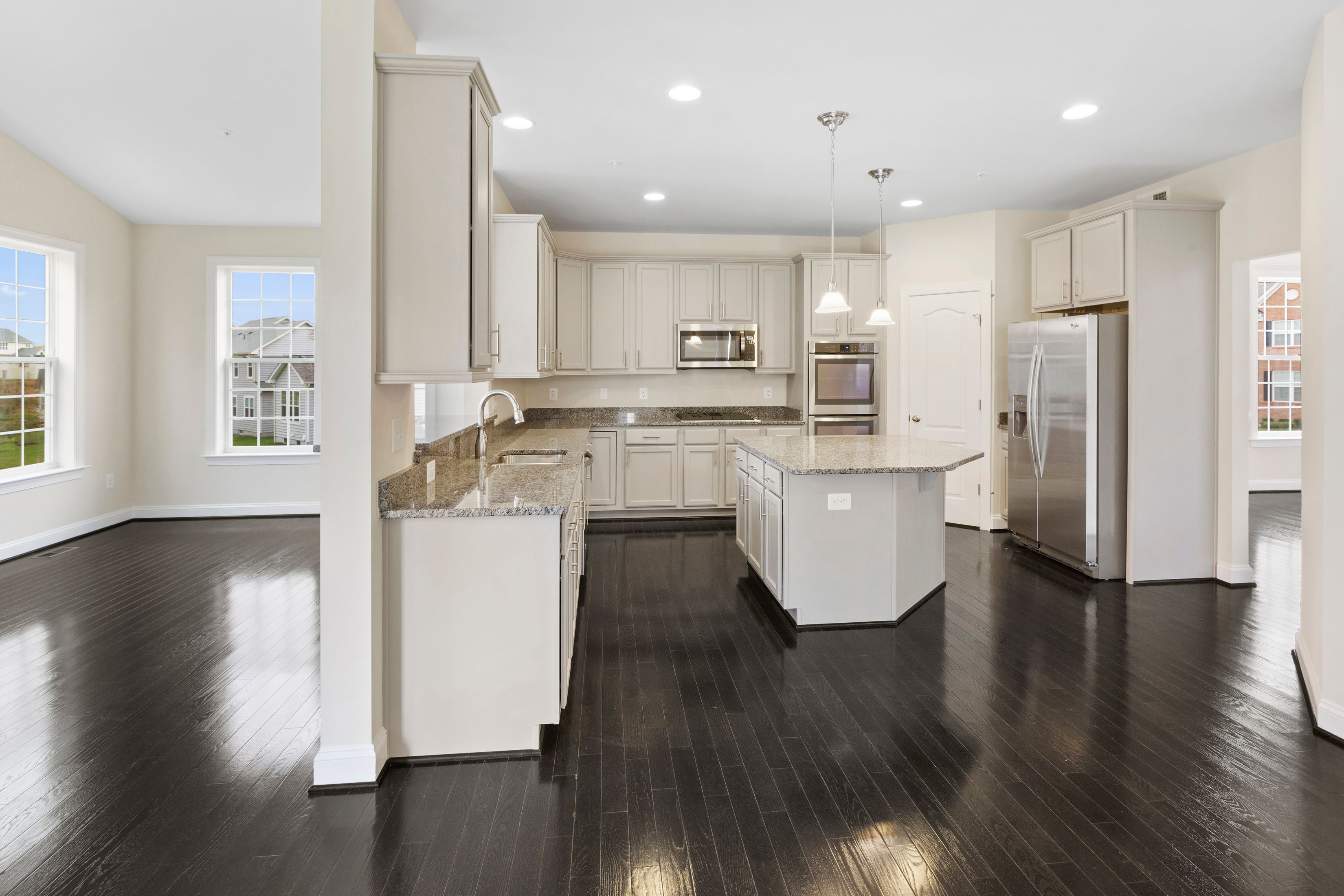 Kitchen featured in the Belmont II By Dan Ryan Builders in Hagerstown, MD