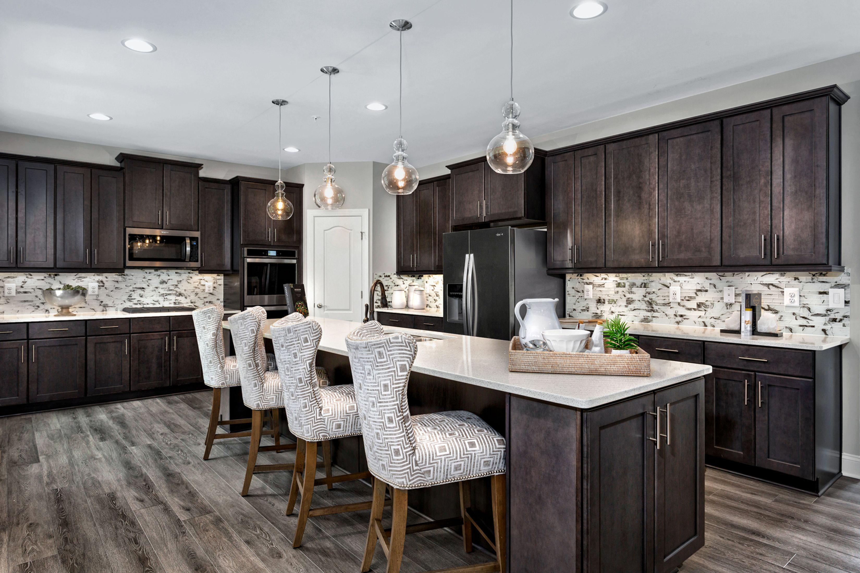 Kitchen featured in the Oakdale II By Dan Ryan Builders in Hagerstown, MD