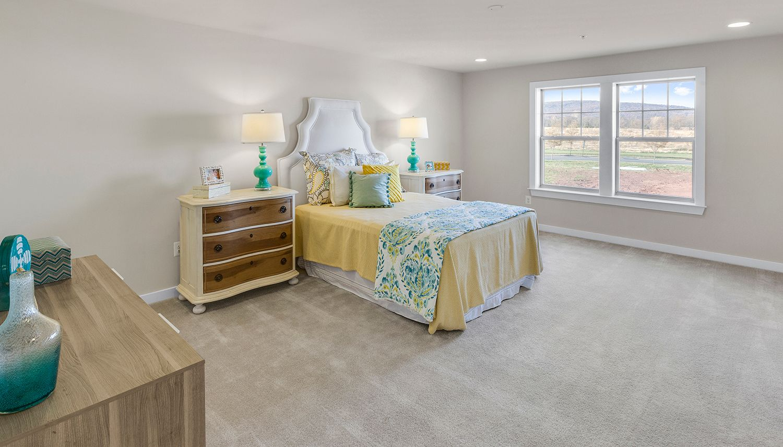 Bedroom featured in the Cumberland II By Dan Ryan Builders in Hagerstown, MD