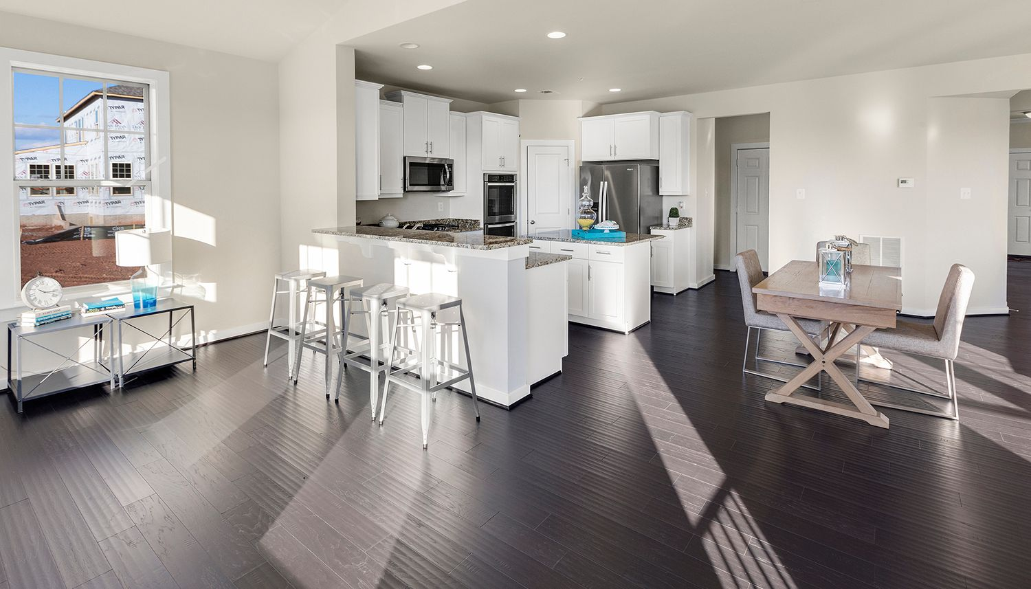 Kitchen featured in the Cumberland II By Dan Ryan Builders in Hagerstown, MD