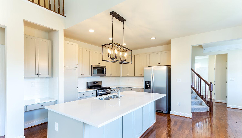 Kitchen featured in the Longstreet II By Dan Ryan Builders in Hagerstown, PA