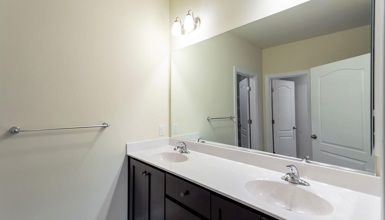 Bathroom featured in the Longstreet II By Dan Ryan Builders in Hagerstown, MD