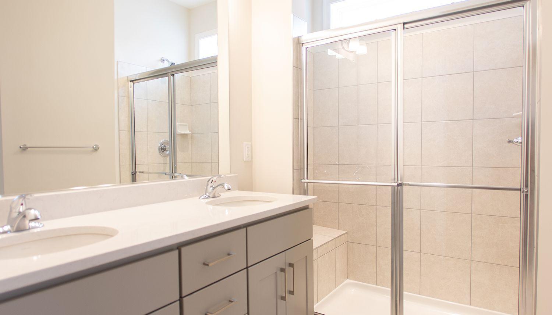 Bathroom featured in the Birch ll By Dan Ryan Builders in Hagerstown, MD
