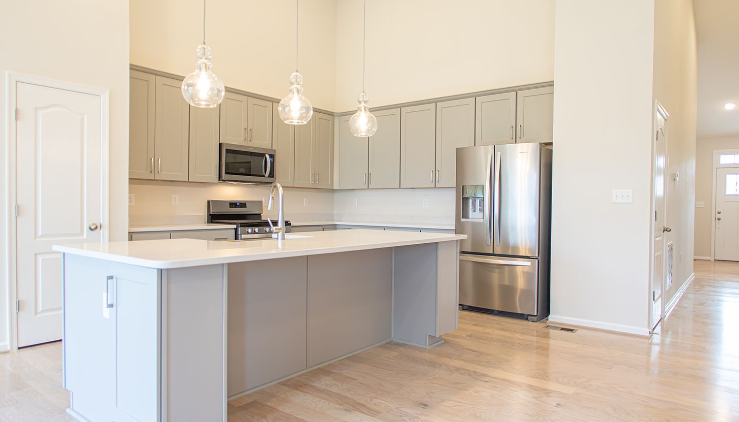 Kitchen featured in the Birch ll By Dan Ryan Builders in Hagerstown, MD