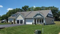Rosehill Manor 55+ Active Adult Homes by Dan Ryan Builders in Hagerstown Maryland