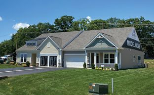Rosehill Manor by Dan Ryan Builders in Hagerstown Maryland