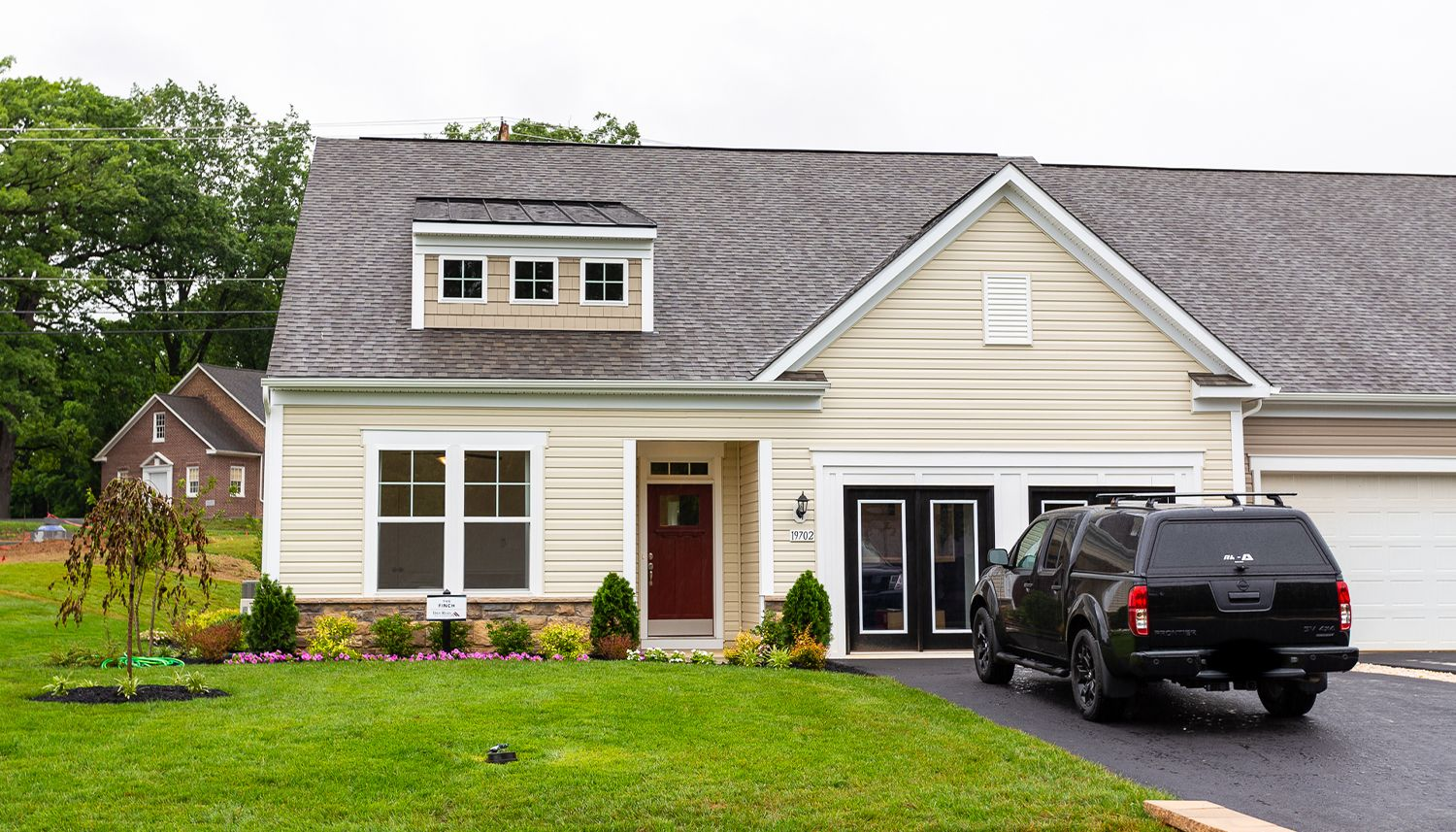 Exterior featured in the Finch By Dan Ryan Builders in Hagerstown, MD