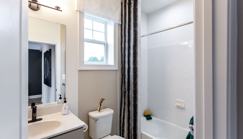 Bathroom featured in the Finch By Dan Ryan Builders in Hagerstown, MD