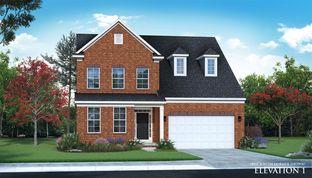 Regent II - Westphalia Town Center Single Family Homes: Upper Marlboro, District Of Columbia - Dan Ryan Builders