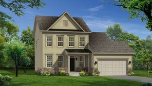Cypress II - Freedom Manor Single Family Homes: Winchester, District Of Columbia - Dan Ryan Builders