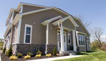 Rosewood Village Villas by Dan Ryan Builders in Hagerstown Maryland