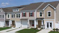Freedom Manor Townhomes by Dan Ryan Builders in Washington Virginia