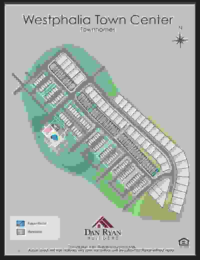 Westphalia Town Center Townhomes