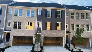 Grable II - The Townes at Brookeville: Brookeville, District Of Columbia - Dan Ryan Builders