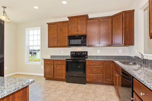 Kitchen-in-Azalea VI-at-Saddle Ridge Estates-in-Chambersburg