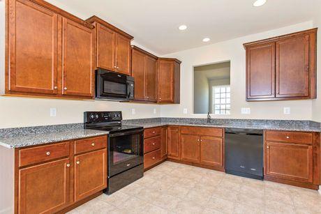 Kitchen-in-Azalea VI-at-Martin's Ridge-in-Waynesboro