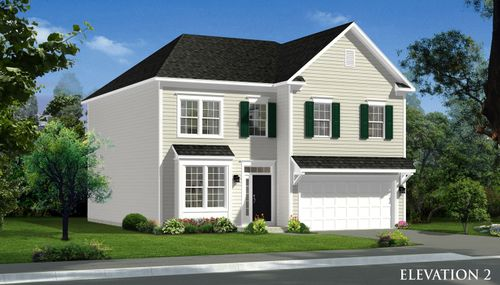 Cumberland II-Design-at-Glenn Dale Crossing Single Family Homes-in-Lanham