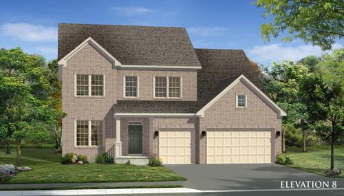 Montgomery II-Design-at-Glenn Dale Crossing Single Family Homes-in-Lanham