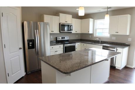 Kitchen-in-Carnegie-at-Martin's Ridge-in-Waynesboro