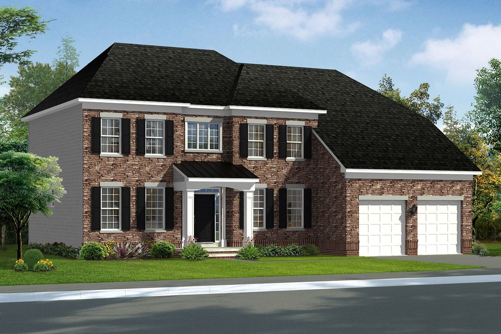 Ryan homes pittsburgh floor plans best free home for Ryan home designs