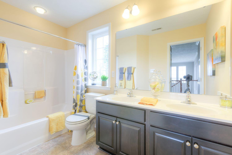 Bathroom featured in the Oakdale II By Dan Ryan Builders in Pittsburgh, PA