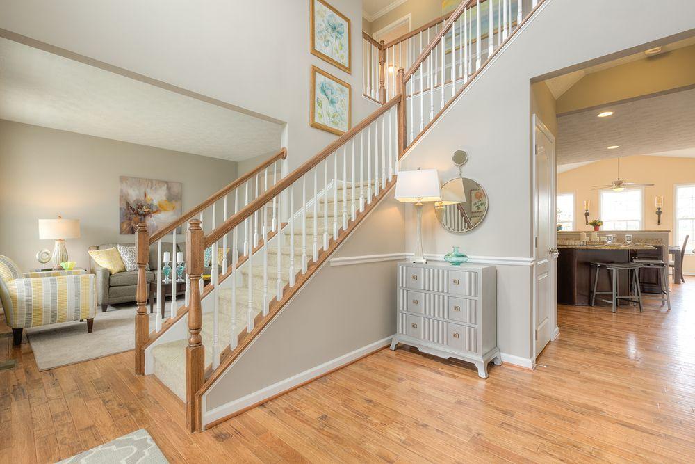 Oakdale II Home Plan by Dan Ryan Builders in Meadow Ridge