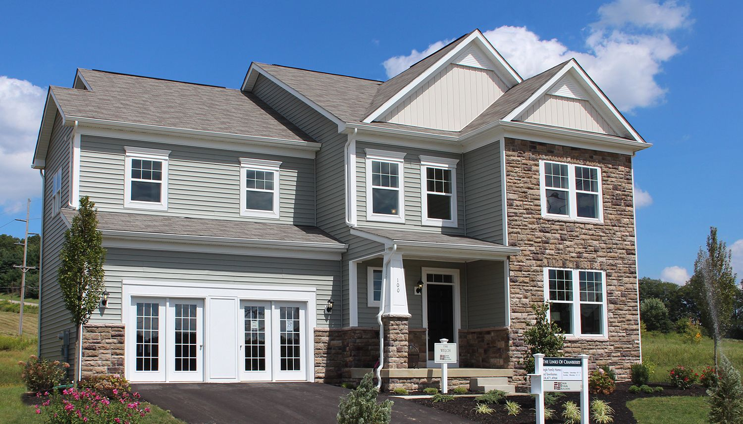 Move In Ready Homes And Inventory Homes In Cranberry Township Pa Newhomesource