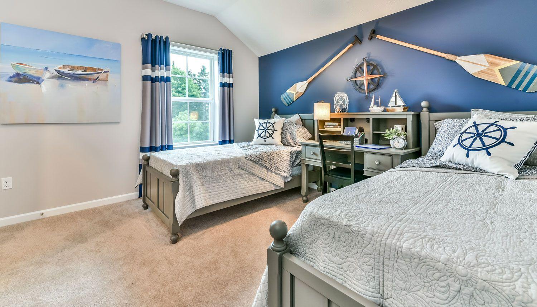 Bedroom featured in the Aspen II By Dan Ryan Builders in Pittsburgh, PA