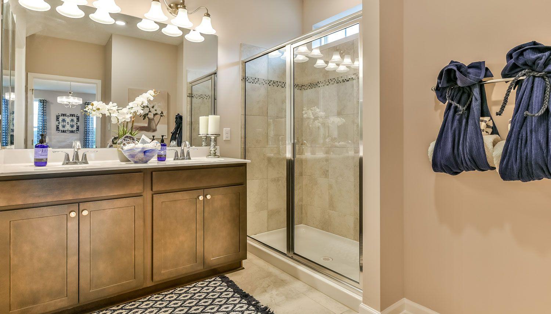 Bathroom featured in the Aspen II By Dan Ryan Builders in Morgantown, WV