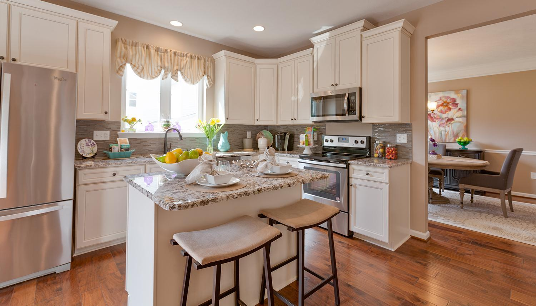 Kitchen featured in the Juniper II By Dan Ryan Builders in Pittsburgh, PA
