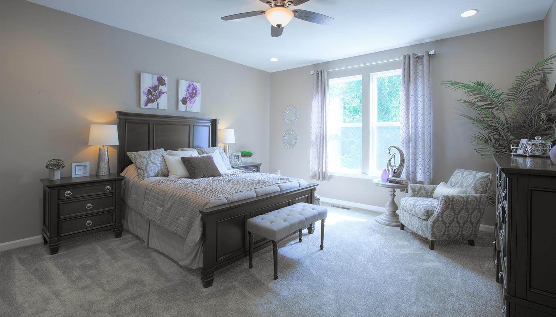 Bedroom featured in the Juniper II By Dan Ryan Builders in Morgantown, WV
