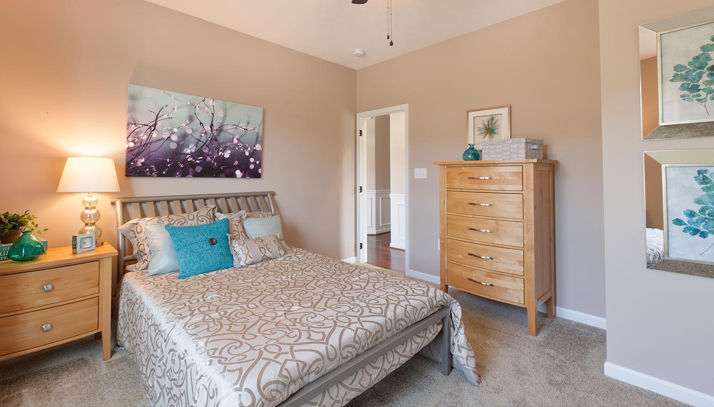 Bedroom featured in the Juniper II By Dan Ryan Builders in Pittsburgh, PA