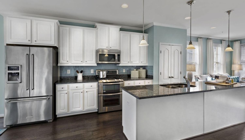 Kitchen featured in the Yorktown IIA By Dan Ryan Builders in Morgantown, WV