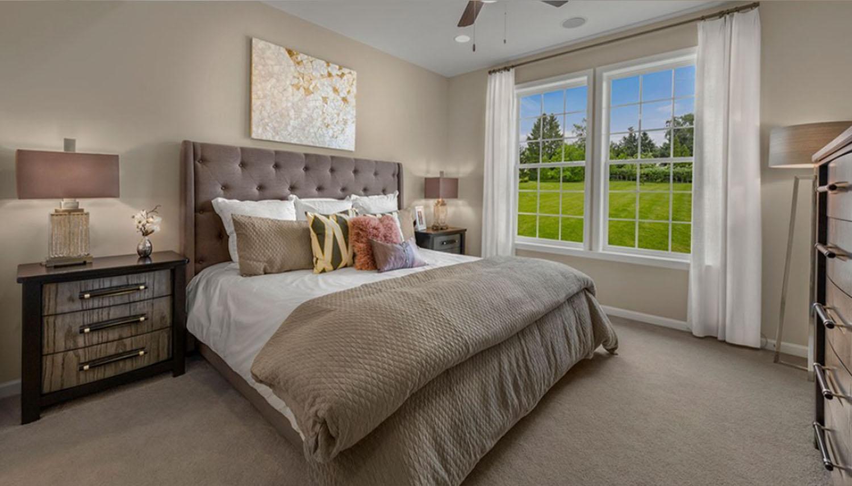 Bedroom featured in the Yorktown IIA By Dan Ryan Builders in Morgantown, WV