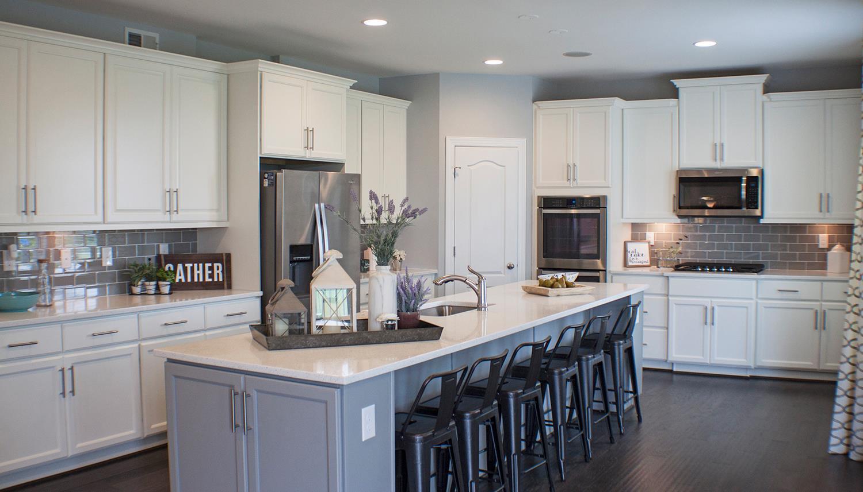 Kitchen featured in the Oakdale II By Dan Ryan Builders in Morgantown, WV