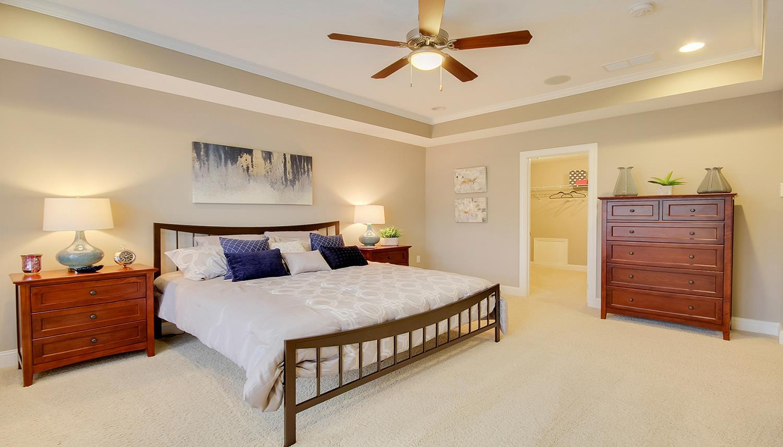 Bedroom featured in the Dartmouth II By Dan Ryan Builders in Morgantown, WV