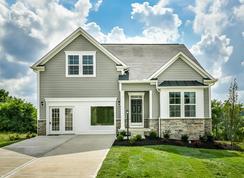 Aspen II - Broadview Estates: New Stanton, Pennsylvania - Dan Ryan Builders