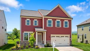 Bristol II - Broadview Estates: New Stanton, Pennsylvania - Dan Ryan Builders