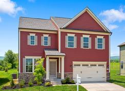 Bristol II - Villas of South Park: South Park, Pennsylvania - Dan Ryan Builders