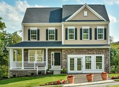 Cumberland II - Villas of South Park: South Park, Pennsylvania - Dan Ryan Builders
