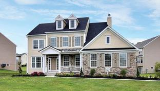 Dartmouth II - Worthington Village at Charles Pointe: Bridgeport, West Virginia - Dan Ryan Builders