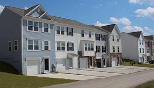 Yorktown IIA - Canterbury Woods - Townhomes: White Hall, West Virginia - Dan Ryan Builders