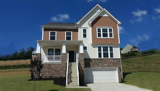 Aspria Estates by Dan Ryan Builders in Morgantown West Virginia