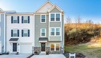 Canterbury Woods - Townhomes by Dan Ryan Builders in Morgantown West Virginia
