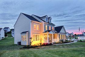 homes in Harvest Ridge by Dan Ryan Builders