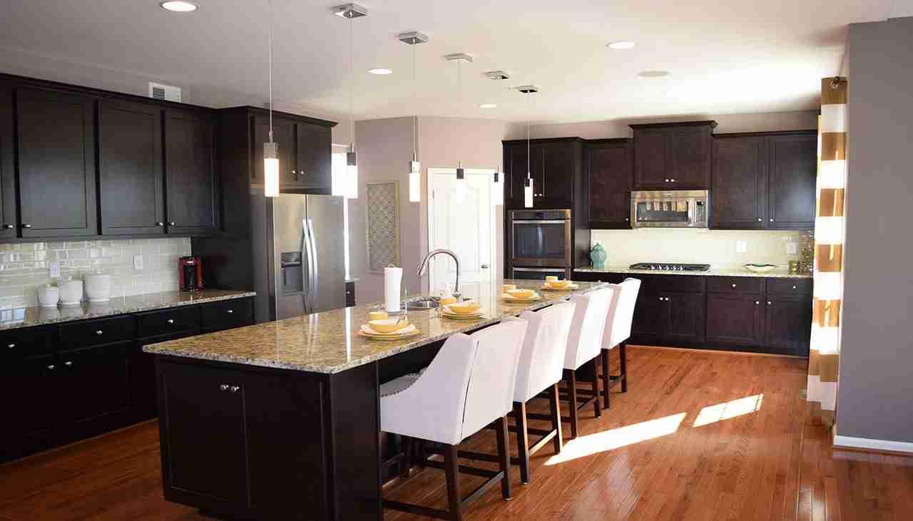OakdaleII Alt Floor Plan Kitchen Island